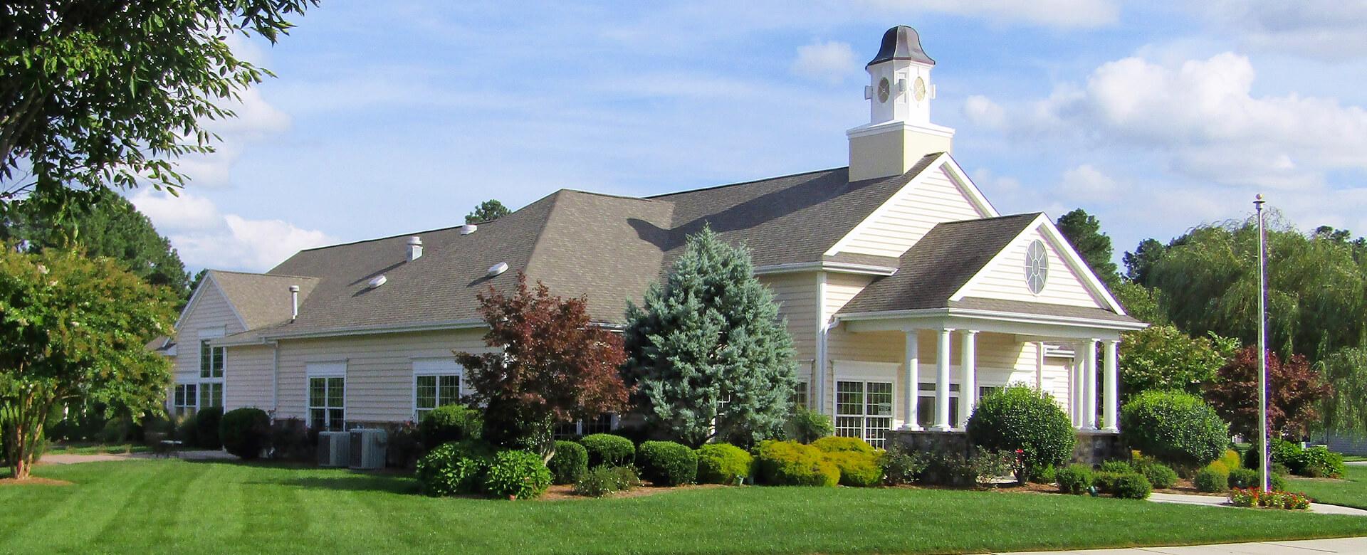 An active adult condominium community
